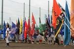 京葉リーグ第42回加藤旗争奪秋季大会開会式